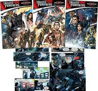 Transformers Official Movie Adaptation by Roberto Orci image