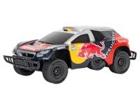 Carrera: Peugeot 08 DKR 16 (Red Bull) - 1:16 Scale RC Car