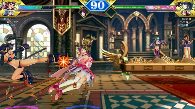 SNK Heroines Tag Team Frenzy for Nintendo Switch image
