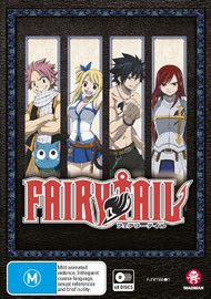Fairy Tail Collection (Limited Edition) on DVD