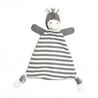 Lily & George: Bowie Stripey Zebra Comforter