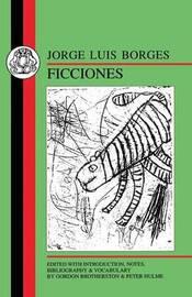 Ficciones by Jorge Luis Borges image