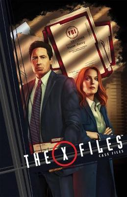 X-Files by Delilah S Dawson