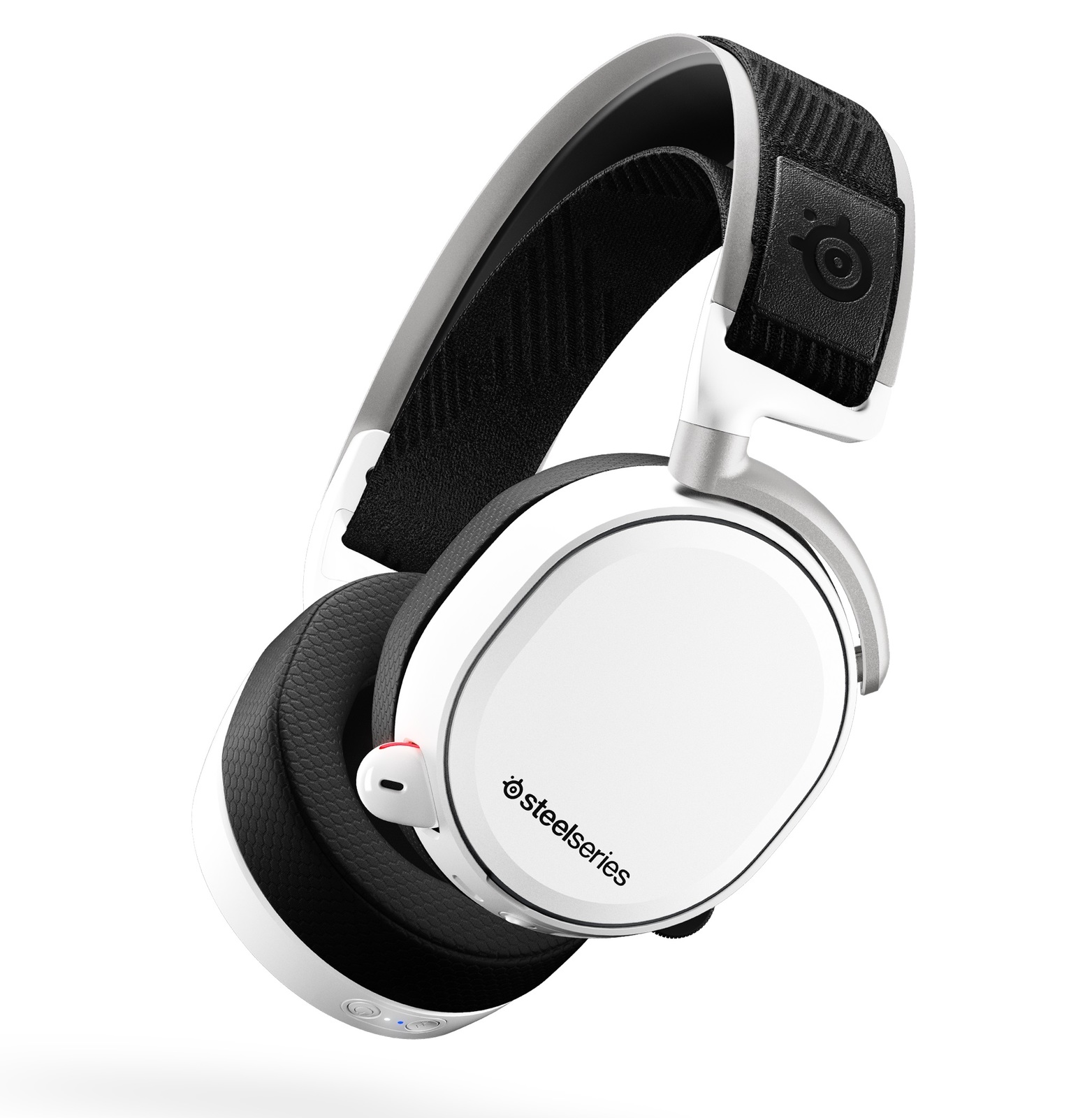 SteelSeries Arctis Pro Wireless Gaming Headset (White) for  image