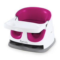 Ingenuity: Baby Base 2-in-1 Seat - Pink Flambe