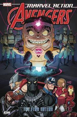 Marvel Action: Avengers: The Fear Eaters: Book Three by Matthew K Manning