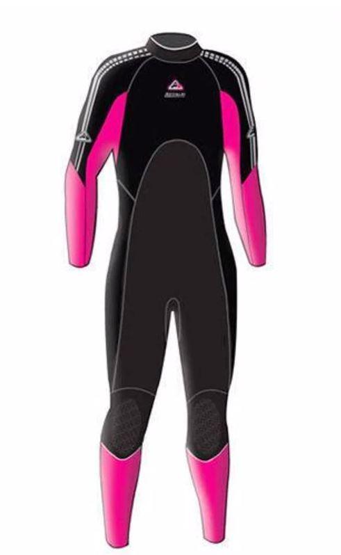 Enduro Junior Steamer - Pink (Size 10)