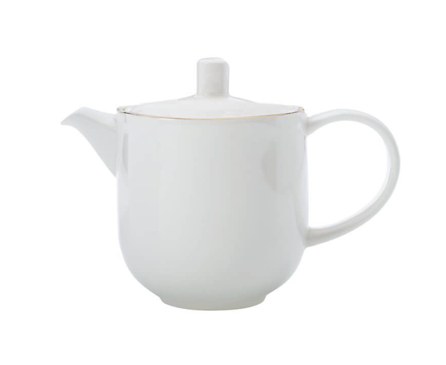 Maxwell & Williams Cashmere Luxe Teapot 750ML Gold Gift Boxed