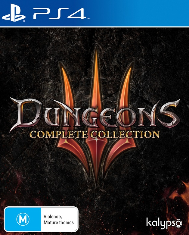 Dungeons 3 Complete Edition for PS4