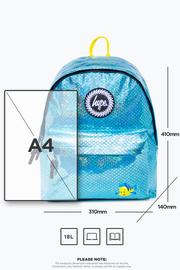 Hype X Disney: Backpack - Flounder Scale