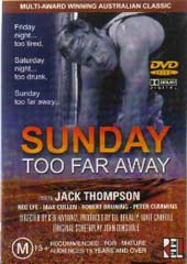 Sunday Too Far Away on DVD