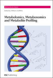 Metabolomics, Metabonomics and Metabolite Profiling image