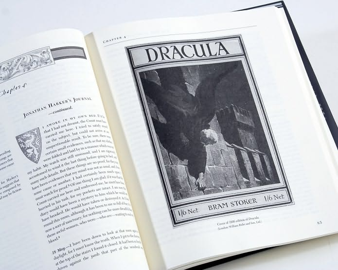 The New Annotated Dracula by Bram Stoker image