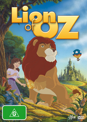 Lion Of Oz on DVD