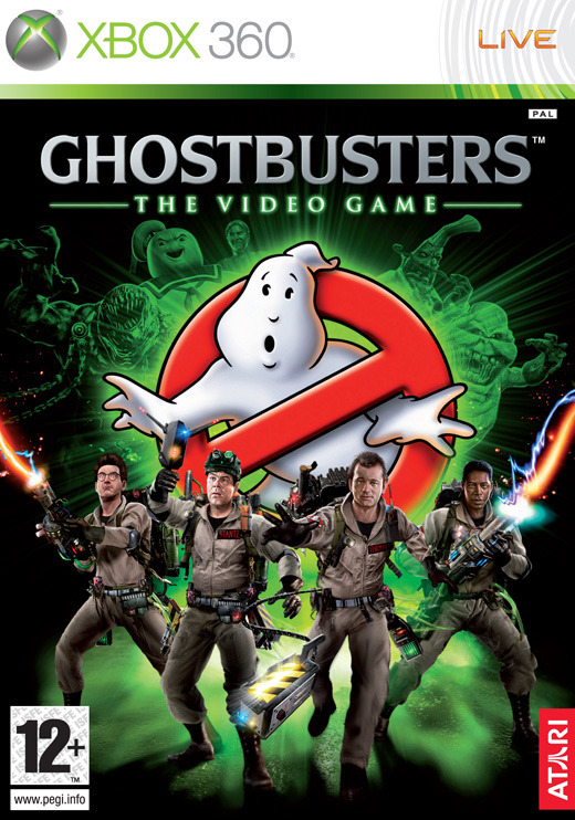 Ghostbusters: The Video Game for X360