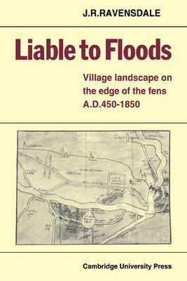 Liable to Floods by J.R. Ravensdale