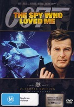 Spy Who Loved Me, The (007) - James Bond Ultimate Edition (2 Disc Set) on DVD