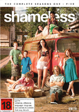 Shameless - The Complete Seasons 1-5 DVD