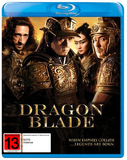 Dragon Blade on Blu-ray