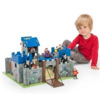 Le Toy Van: Budkins - Excalibur Castle (Blue)