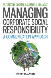 Managing Corporate Social Responsibility by W.Timothy Coombs