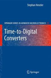 Time-to-Digital Converters by Stephan Henzler image