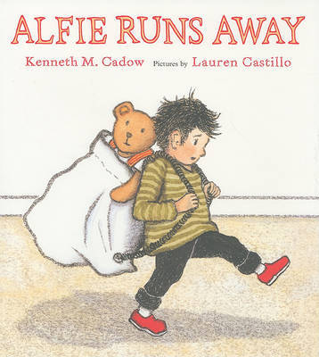 Alfie Runs Away by Kenneth M Cadow image
