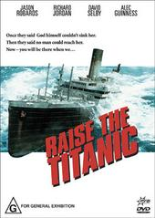 Raise The Titanic on DVD