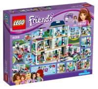 LEGO Friends: Heartlake Hospital (41318) image