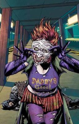 Batman Arkham Joker's Daughter by Various ~