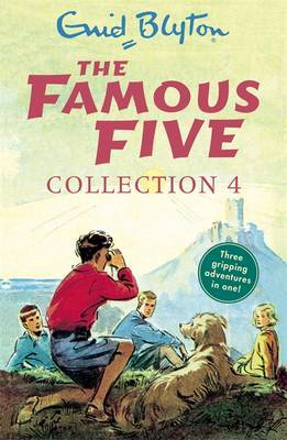 The Famous Five Collection 4 by Enid Blyton