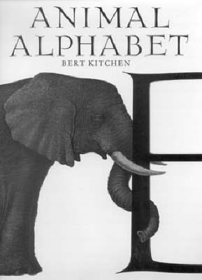 Animal Alphabet by Bert Kitchen