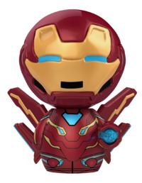 Avengers: Infinity War - Iron-Man (with Wings) Dorbz Vinyl Figure
