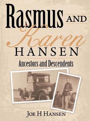 Rasmus and Karen Hansen by Joe H Hansen