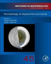 Microbiology of Atypical Environments: Volume 45 image
