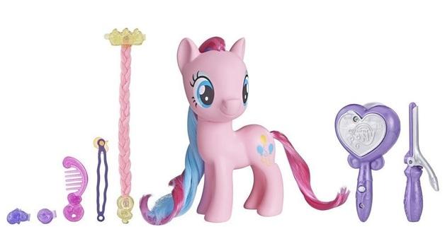 """My Little Pony: Magical Salon Pinkie Pie - 6"""" Fashion Pony"""