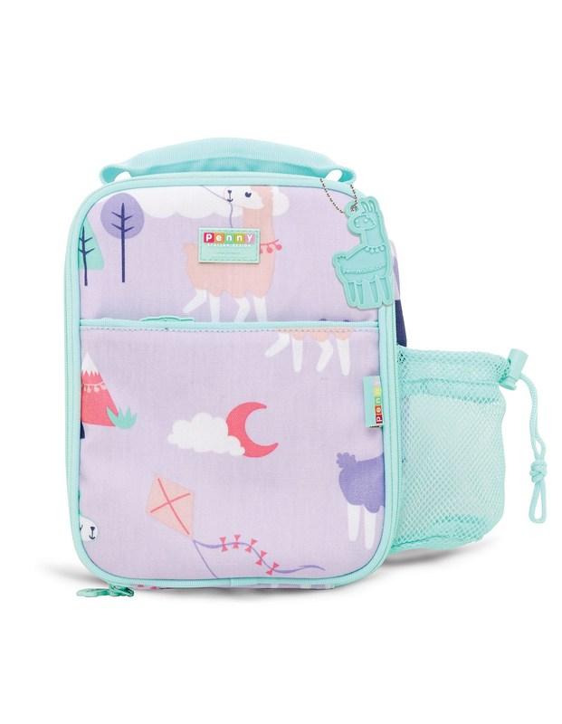 Penny Scallan: Loopy Llama Bento Cooler Bag with Pocket