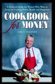 Cookbook for Money by Greg Warner image
