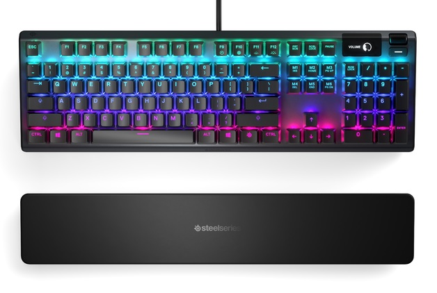 Steelseries Apex 5 Hybrid Mechanical Gaming Keyboard (US) for PC