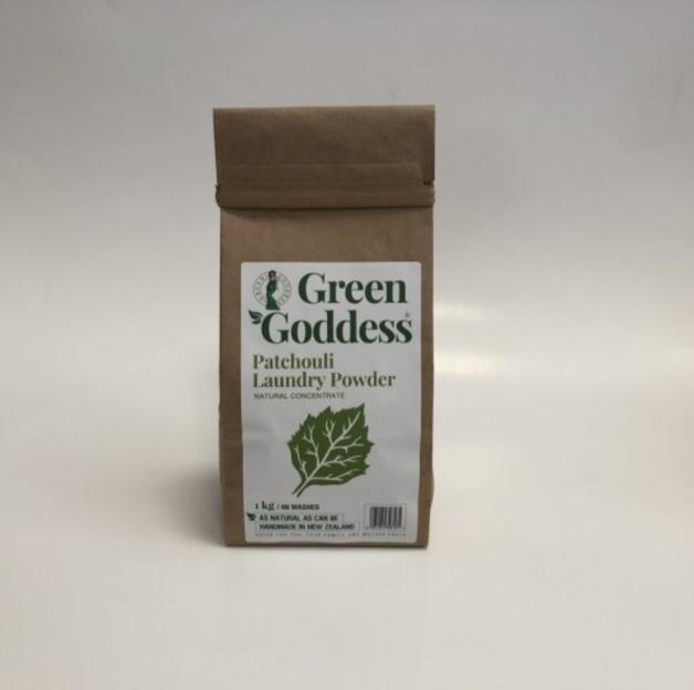 Patchouli Laundry Powder Concentrate 1kg - Wendyl's Green Goddess