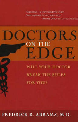 Doctors on the Edge by Fredrick R. Abrams image