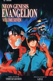 Neon Genesis Evangelion, Vol. 7 by Yoshiyuki Sadamoto