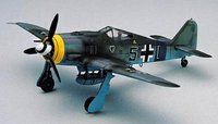 Academy Focke Wulf FW190A-6/8 1/72 Model Kit image