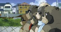 Pom Poko on DVD image