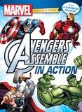 Marvel Avengers Poster Book by Disney