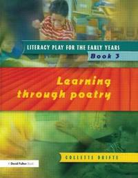 Literacy Play for the Early Years Book 3 by Collette Drifte
