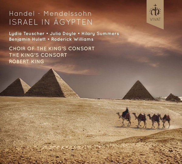 The King's Consort / Soloists / Robert King by Lydia Teuscher