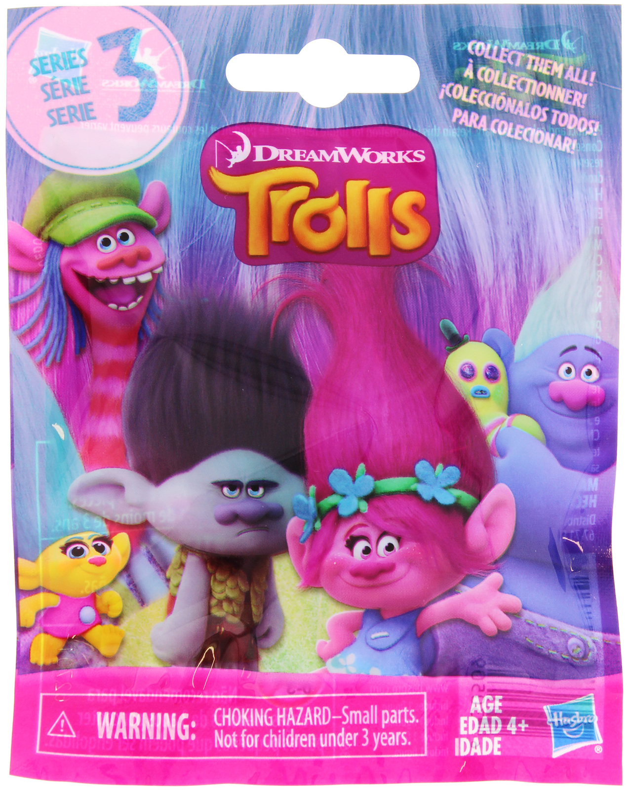 DreamWorks Trolls: Surprise Mini Figure - Blind Bag image