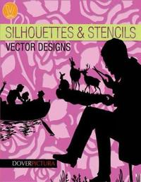 Silhouettes and Stencils Vector Designs by Alan Weller image