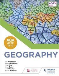 AQA GCSE (9-1) Geography by John Widdowson